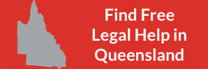 Button to access CLCQ Queensland Legal Centre Finder