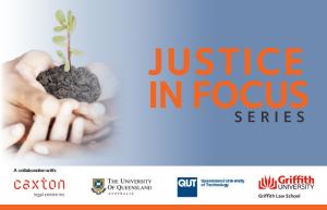 Justice in Focus logo