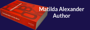 Matilda Alexander Author