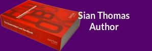 Sian Thomas Author