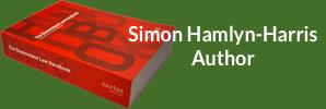 Simon Hamlyn-Harris Author