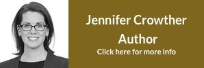 Jennifer Crowther, Author click for more info