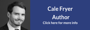 Cale Fryer Author click for more info