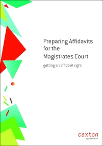 Preparing affidavits for the magistrates court queensland law preparing affidavits for the magistrates court solutioingenieria Choice Image