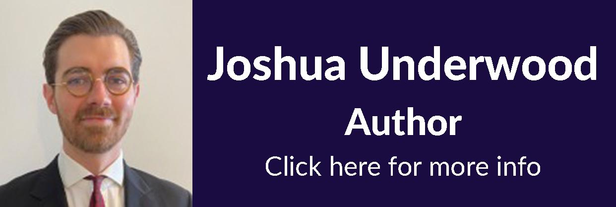 picture of author Joshua Underwood